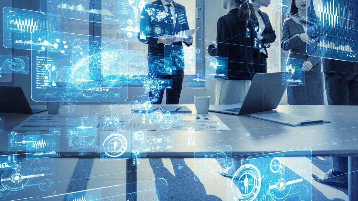Portada de La digitalización de la industria en los fondos Next Generation